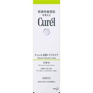 キュレル キュレル 皮脂トラブルケア 化粧水 <医薬部外品> 150ml の画像 1