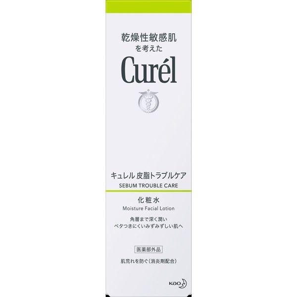 キュレルのキュレル 皮脂トラブルケア 化粧水 <医薬部外品> 150mlに関する画像2
