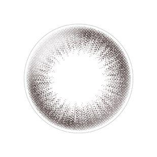 デコラティブアイズ デコラティブアイズ ヴェール ワンデー 10枚/箱(度なし) カシスシャーベット の画像 1
