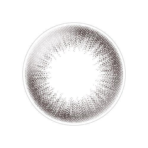 デコラティブアイズのデコラティブアイズ ヴェール ワンデー 10枚/箱(度なし) カシスシャーベットに関する画像2