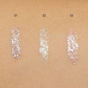 シピシピ グリッターイルミネーションライナー 03 ピンクスパークル の画像 1
