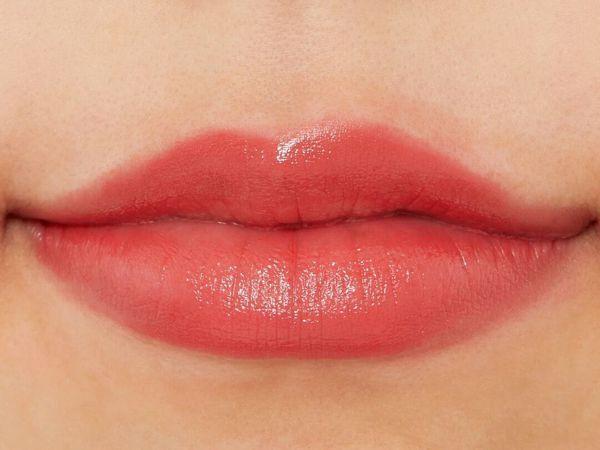 ちふれの口紅 550 レッド系に関する画像2