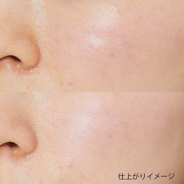 ボリカのくずれ防止 美容液ケアベース ミルクベージュ 25g SPF30 PA++に関する画像2