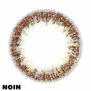 ルミア ルミア モイスチャー ワンデー UV 10枚/箱 (度なし) ヌーディーブラウン の画像 1