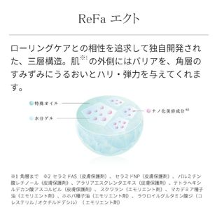 リファ リファフェイスアップクリーム 50g の画像 2