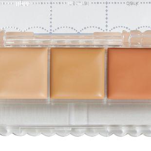 キャンメイク カラーミキシングコンシーラー 03 オレンジベージュ 3.9g の画像 1