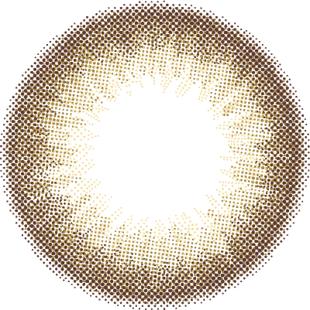 フランミー フランミー ワンデー 30枚/箱(度なし) キャロットケーキ の画像 1