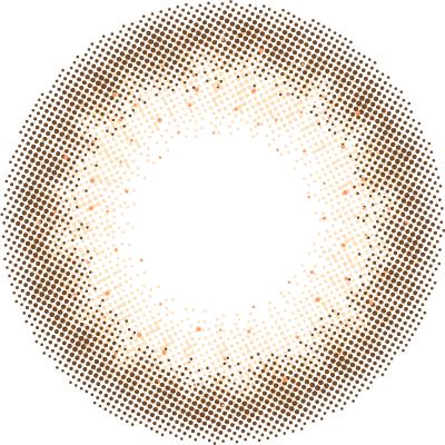 フランミーのフランミー ワンデー 30枚/箱(度なし) シェルコーラルグレージュに関する画像2
