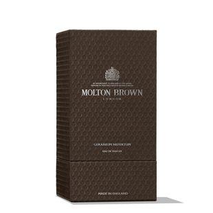 モルトンブラウン ゼラニウム ネフェルトゥム オードパルファン 100ml の画像 2