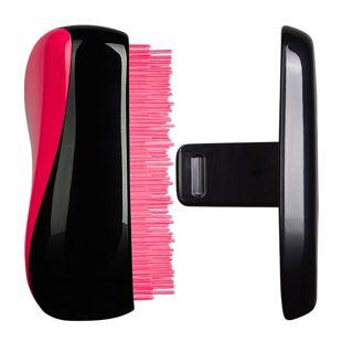 タングルティーザー コンパクトスタイラー ピンク&ブラック 86g の画像 1
