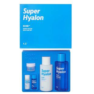 VT cosmetics VT スーパーヒアルロンスキンケアセット 300ml+250ml+15ml+15ml+12ml の画像 1