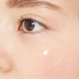 a.o.e organic cosmetics アンダーアイマスク ブライトニング 60pcs の画像 1