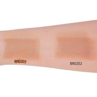 メイクヒール ブイセラカバースティック BR0201 SLIM FIT BEIGE SHADING 16g の画像 2