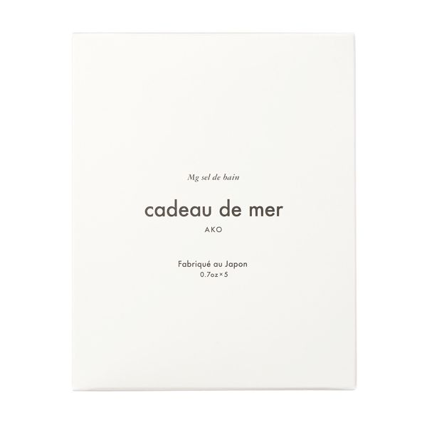 cadeau de merのcdm バスパウダー 20g×5包に関する画像2