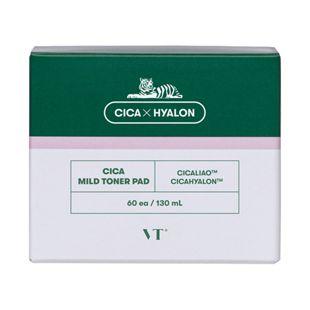VT cosmetics シカ マイルドトナーパッド 60枚 の画像 3