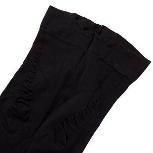メディキュット おそとでメディキュット スリムフォーカス レギンス M-L ブラック 1足 の画像 2