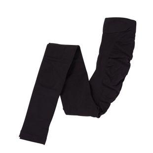 メディキュット おそとでメディキュット スリムフォーカス レギンス M-L ブラック 1足 の画像 3