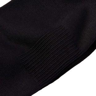 メディキュット おそとでメディキュット ハイソックス  M ブラック 1足 の画像 1