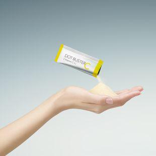 ドットバスター  酵素洗顔パウダー トライアル シトラスアロマの香り 0.5g×10包 の画像 3