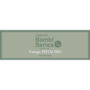 エンジェルカラー エンジェルカラーヴィンテージワンデー 30枚/箱(度なし) ヴィンテージ ピスタチオ の画像 3