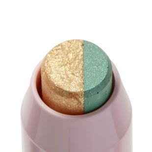 DAISY DOLL by MARY QUANT デュアル カラー スティック G-01 エメラルドグリーン の画像 2