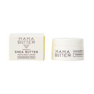 ママバター フェイス&ボディクリーム 無香料 25g の画像 3
