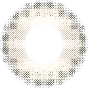 mimuco ミムコ ワンデー 10枚/箱 (度なし) ゼリーグレー の画像 1