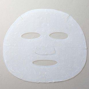 BRISKIN リアルフィット セカンドスキン マスク ホワイト 28g×1枚 の画像 3