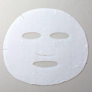 BRISKIN リアルフィット セカンドスキン マスク  レッド 28g×1枚 の画像 3