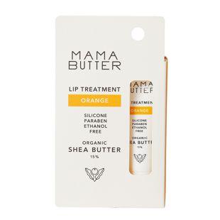 ママバター リップトリートメント オレンジの香り 8g の画像 3