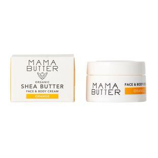 ママバター フェイス&ボディクリーム  オレンジの香り 25g の画像 2