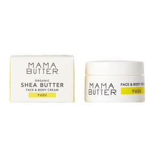 ママバター フェイス&ボディクリーム ユズの香り 【数量限定】 25g の画像 2