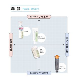 ちふれ 泡洗顔 【詰替用】 180ml の画像 2