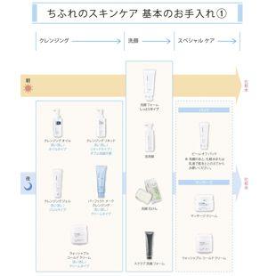 ちふれ 泡洗顔 【詰替用】 180ml の画像 3