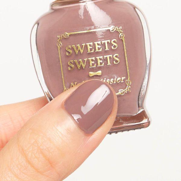 スウィーツ スウィーツのネイルパティシエ 33 アマンドショコラ 8mlに関する画像2
