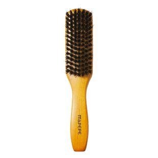 マペペ 濃密天然毛のボリュームケアブラシ の画像 2
