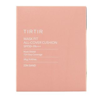 TIRTIR マスクフィットオールカバークッション 23N SAND 18g SPF50+ PA+++ の画像 2