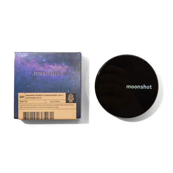 ムーンショットのマイクロフィットクッション 301 SPF50+ PA+++に関する画像2