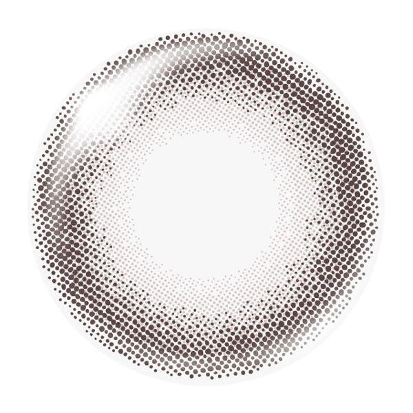 マーキュリーデュオのMERCURYDUO ワンデー 10枚/箱 (度なし) カカオショコラに関する画像2
