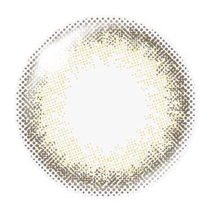マーキュリーデュオ MERCURYDUO ワンデー 10枚/箱 (度なし) マッチャショコラ の画像 1