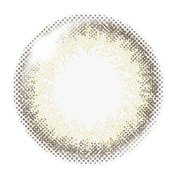 マーキュリーデュオのMERCURYDUO ワンデー 10枚/箱 (度なし) マッチャショコラに関する画像2