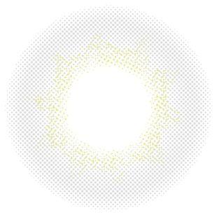 カラーズ colors マンスリー 2枚/箱 (度なし) ハーフスノーグレー の画像 1