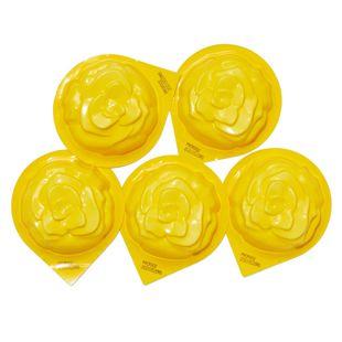 PICKY SKIN ローザ カプセル バイオセルロースフェイスマスク ローヤルゼリー 5枚入り の画像 2
