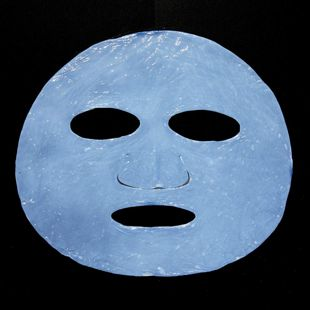 PICKY SKIN ローザ カプセル バイオセルロースフェイスマスク アサイー 3枚セット の画像 3