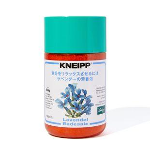 クナイプ クナイプ バスソルト ラベンダーの香り の画像 1