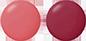 リンメル デュオカラーリップス ショコラバー  003 ベリーショコラ 数量限定 1.2g の画像 1
