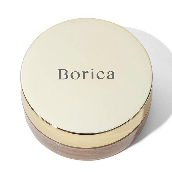 ボリカの美容液ケアアイシャドウ シルキーグロウ 01 シルキーベージュ 数量限定 7gに関する画像2