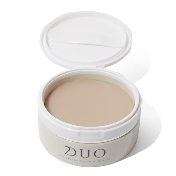 DUOのザ クレンジングバーム  ホワイト 90gに関する画像2