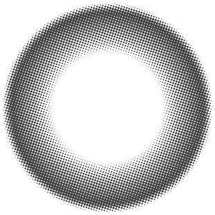 アンサークル アンサークル ワンデー  10枚/箱 (度なし) ナチュラルブラック の画像 1