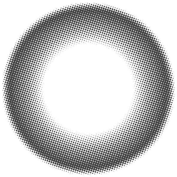 アンサークルのアンサークル ワンデー  10枚/箱 (度なし) ナチュラルブラックに関する画像2